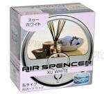 Ароматизатор EIKOSHA AIR SPENCER, аромат A-65 XU WHITE (XU Белый)